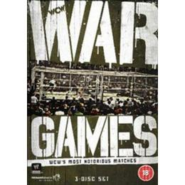 Wwe: The Best Of War Games [DVD]